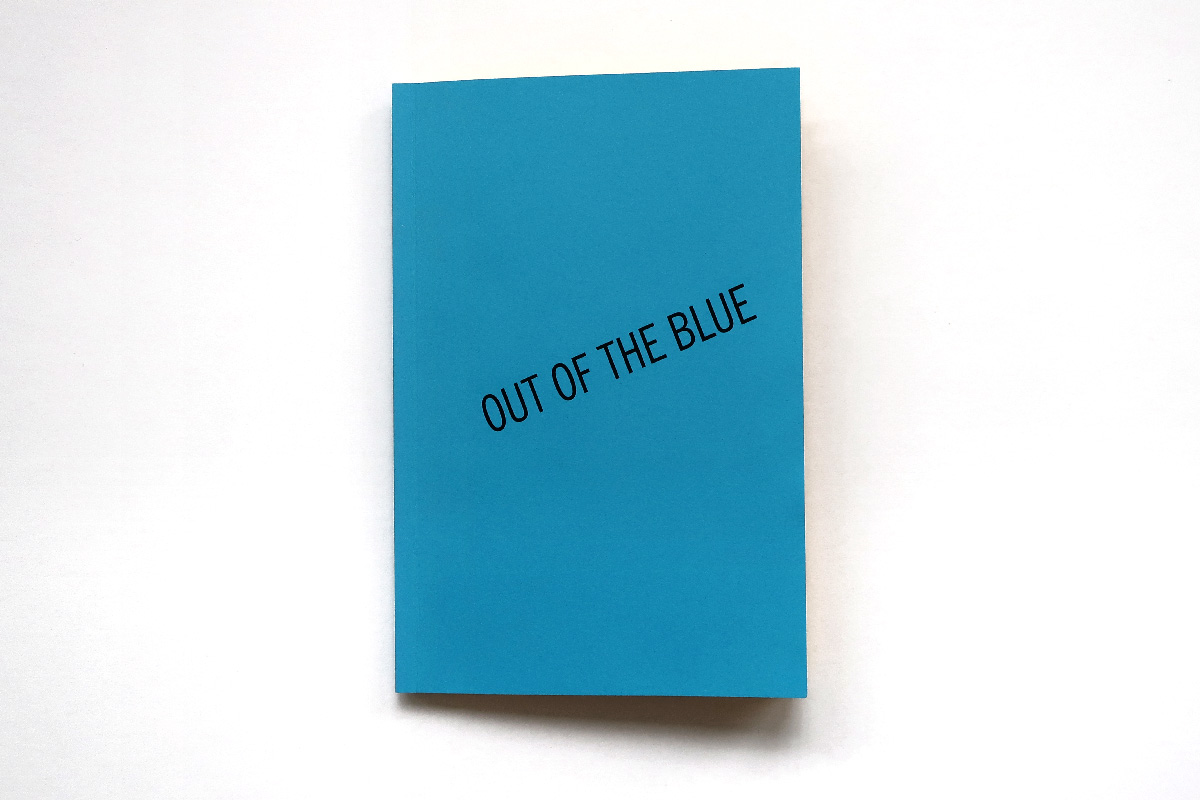 Elsa Werth, Out of the Blue, 2020-view5